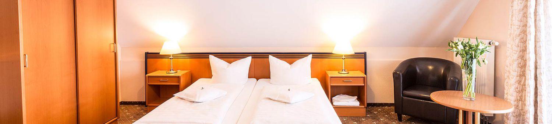 Tassilo Doppelbettzimmer in Dingolfing