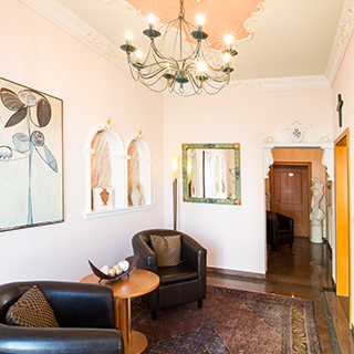 Hotel Tassilo Dingolfing Warteraum